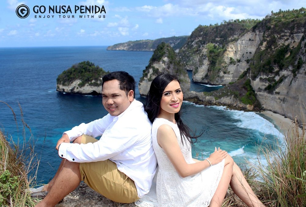 tour honeymoon nusa penida
