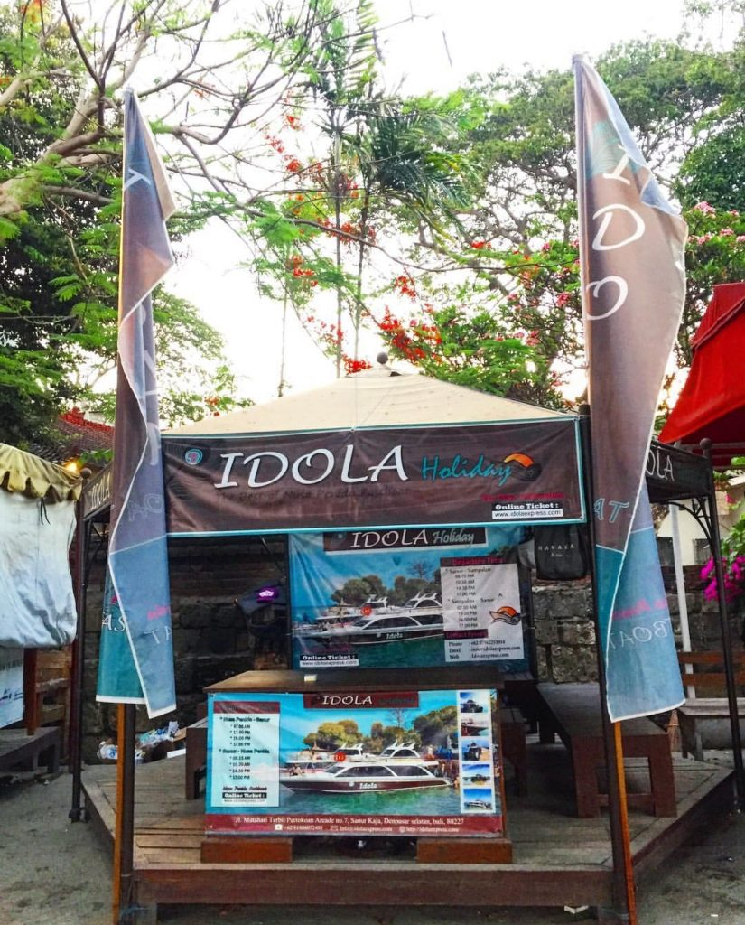 Loket IDOLA Holiday