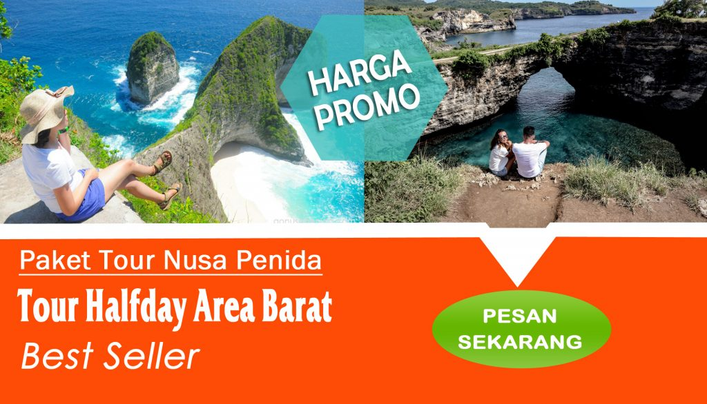 Paket Tour Halfday Area Barat