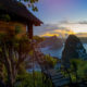 Sunrise dan Sunset Nusa Penida